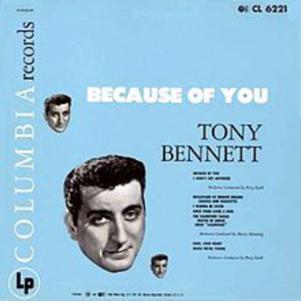 Tony Bennett - Because Of You [듣기, 노래가사, Audio, LV]