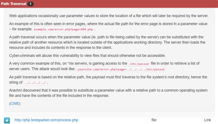 [Vulnerability] - Path Traversal & File Inclusion