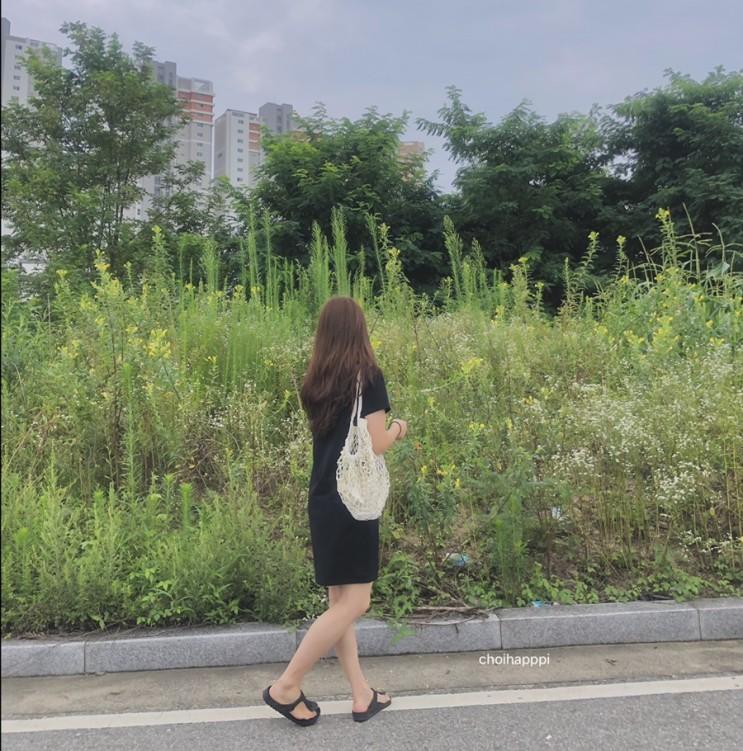 네트백뜨기::네트백/뜨개질/취미