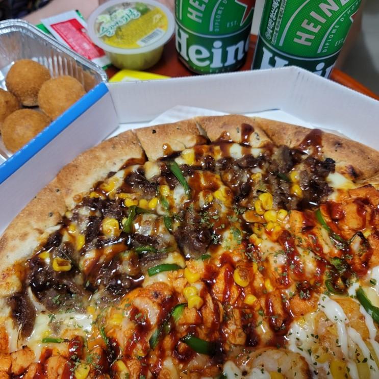 청주 피자 맛집 피자스토리 청주 1호점 토핑혜자