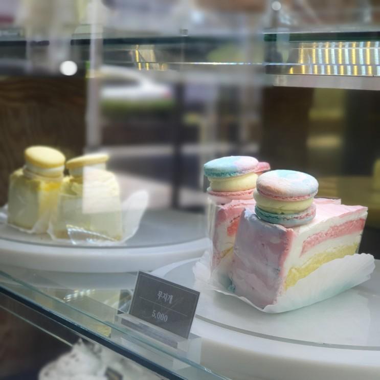 청주 케이크 가성비 꿀 암브로시안스푼