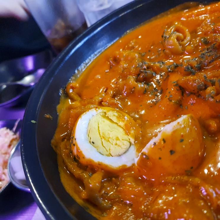 산남동 닭발 떡볶이도 잘하는 청주제일닭발