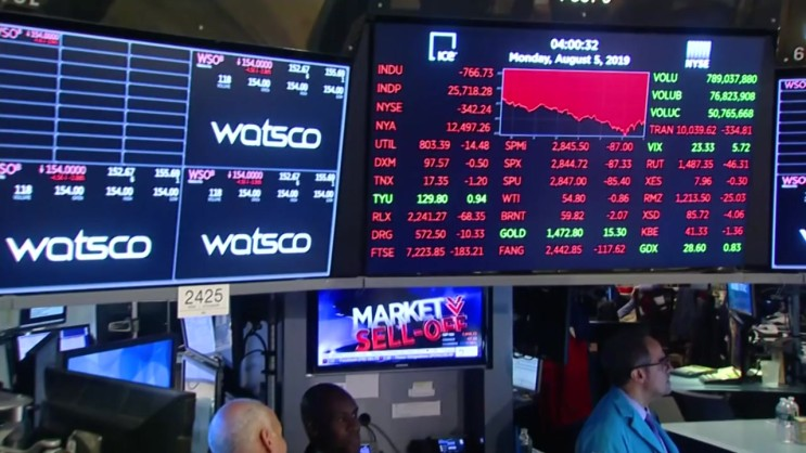 미국 테크주(기술주) 폭락한 이유 : 소프트뱅크 손정의 콜옵션 거래급증