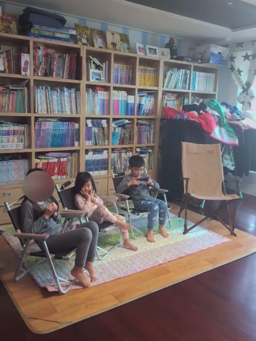 가심비 최고 캠핑의자 조아캠프 폴딩체어 대 캠핑의자 사용 후기!~