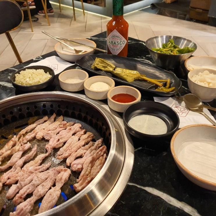 [계식당] 닭 특수부위_교대맛집