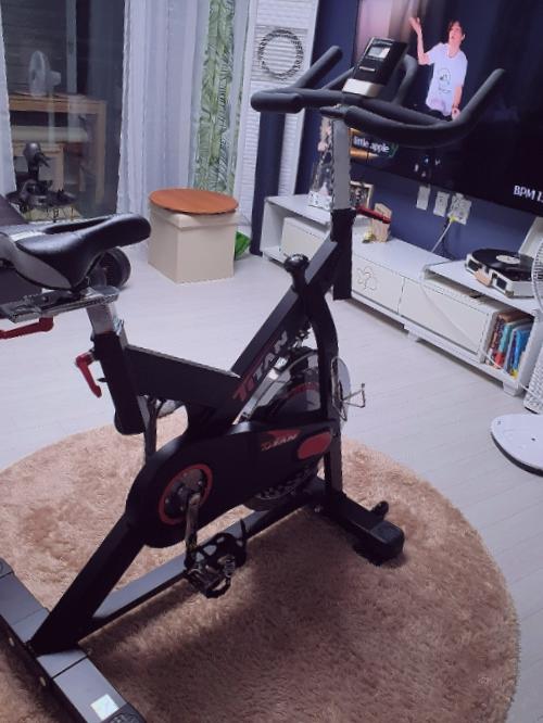 가성비 좋은 실내자전거 조이스포츠 클럽형 스핀바이크 KH-7300 자세한 후기!!