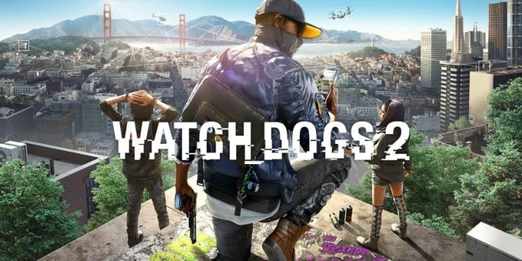 [에픽게임즈] 와치독스 2 (Watch Dogs 2) 게임 한시적 무료 배포 / 한국어 / 한글지원