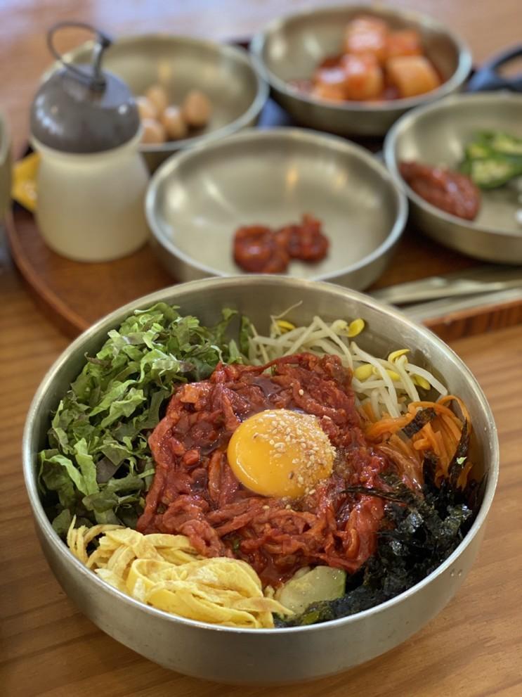 창원 용호동 가로수길맛집 갑진식당