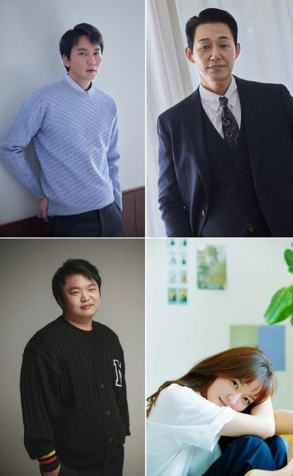 '바닷길 선발대', 김남길X박성웅X고규필X고아성 합류
