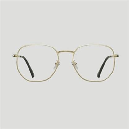HARRIET gold 안경 은테 얼큰이 레트로 원시 왕 (84,550원)
