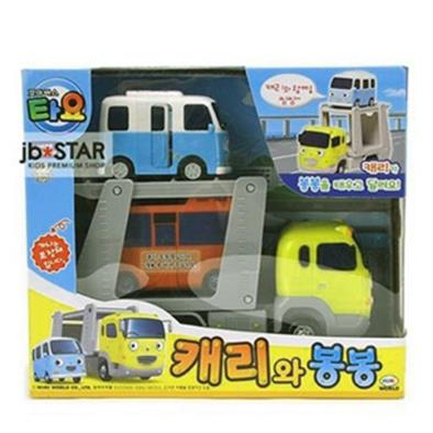[F0033] 타요 완구 [꼬마버스 캐리와봉봉-42055] 유아동 장난감 작동완구 (21,600원)