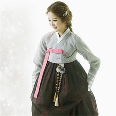 [예가한복] YG-877 여성한복(치마+저고리) 제작상품 (279,000원)
