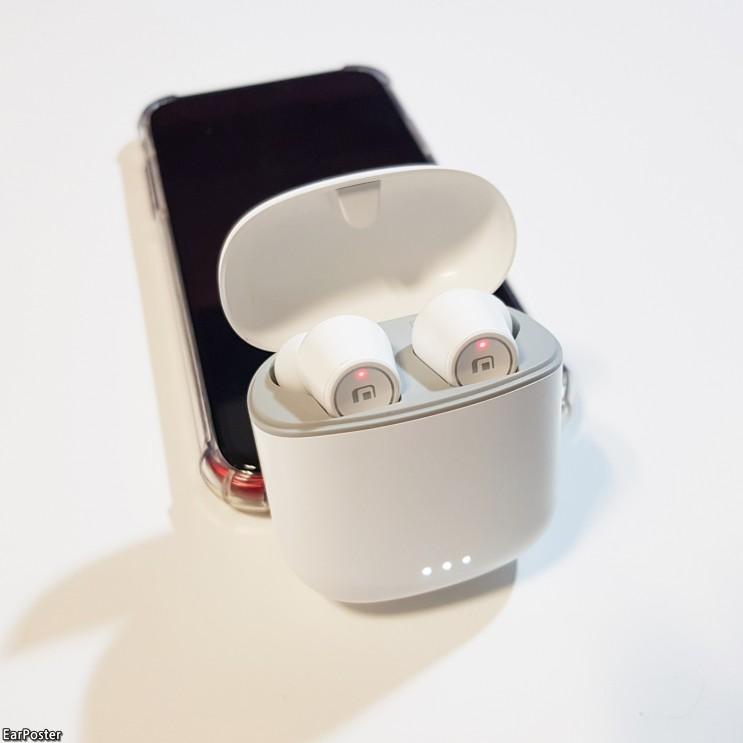 신제품 모비프렌솔로 MFB-T2100 완전무선이어폰 사용해봤어요