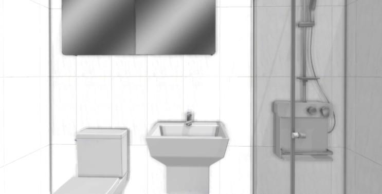 수납정리 II 욕실 수납공간 활용하기