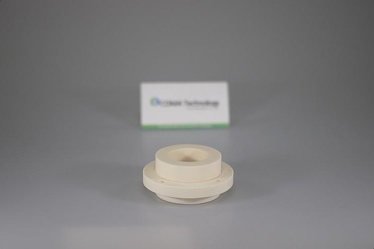 [(주)코마테크놀로지] 세라믹 가공(Ceramic Insulator, 알루미나, 알루미나 가공, 세라믹 가공, 세라믹 파츠, 세라믹 인슐레이터, 저순도세라믹)