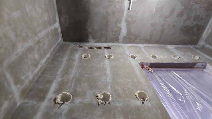 배관 슬리브 콘크리트 관통 콘 슬리브 중요성 및 크롤스페이스 수평 공동구 중요성