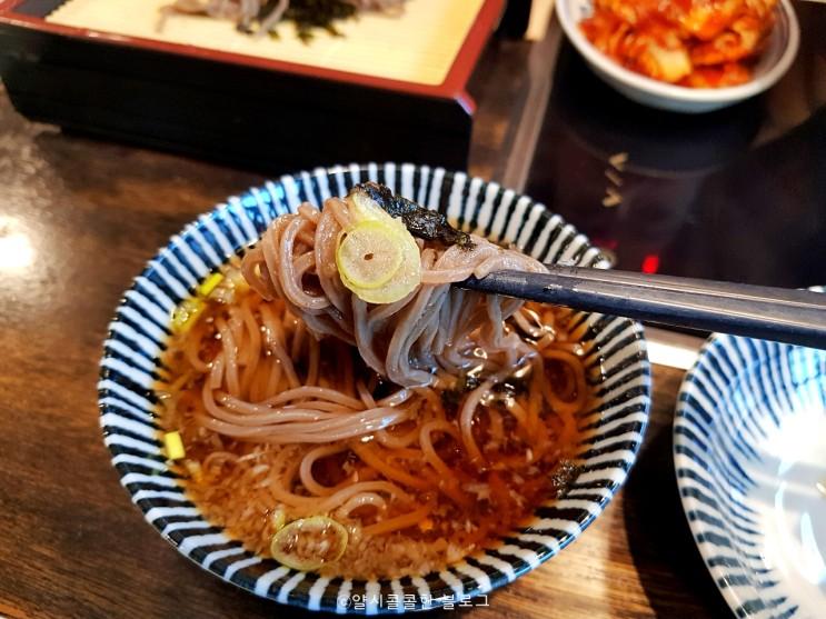 쫄깃 탱글한 생면이 맛있는 구월동 맛집 미소로