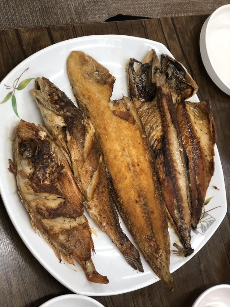 부산 태종대 맛집:) 생선구이가 맛있는 '태종대 자갈치 생선구이'