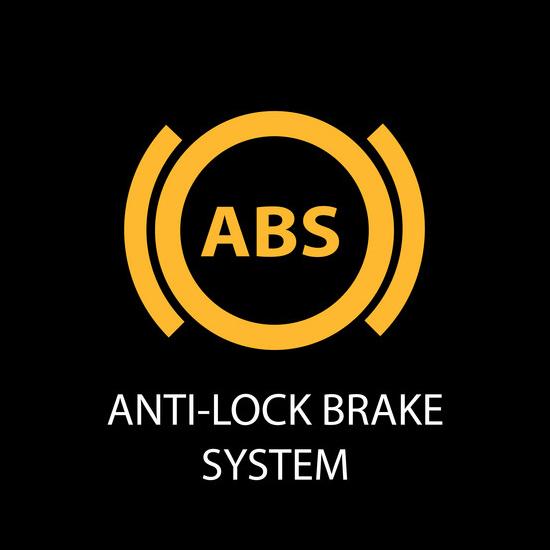 자동차  ABS(Anti-Lock Breaking System) 경고등이 뜨는 이유와 차량 ABS 기능 설명 by 오토멘토