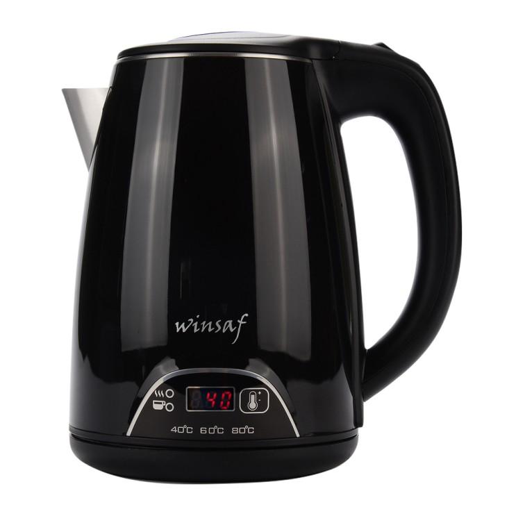 윈텍 윈세프 무선전기주전자 12L WTK211 WTK2113블랙