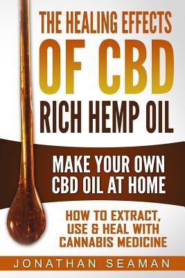 [14%할인] The Healing Effects of CBD Rich Hemp Oil - Make Your Own CBD Oil at Home: How to Extract Use
