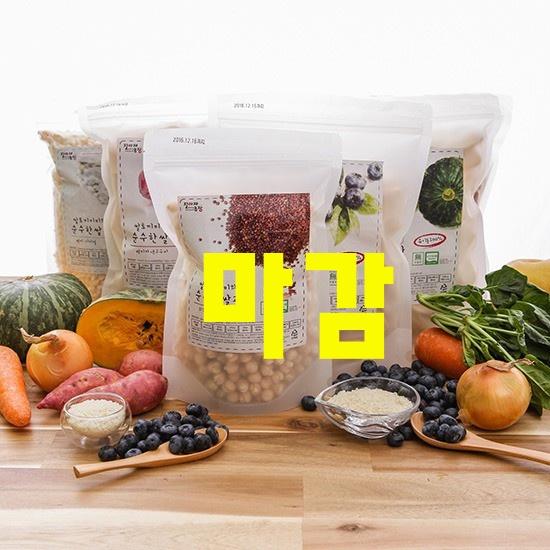 당신에게 추천하는 질마재농장 - 10가지 -[질마재농장] 아기과자 유아간식 유기농쌀과자 11종, 상세설명 참조, 07. 백미배 80g