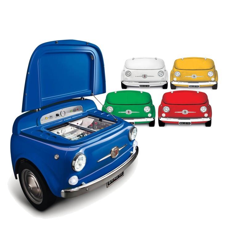 [2%할인] 스메그 자동차 냉장고 SMEG500 색상택1