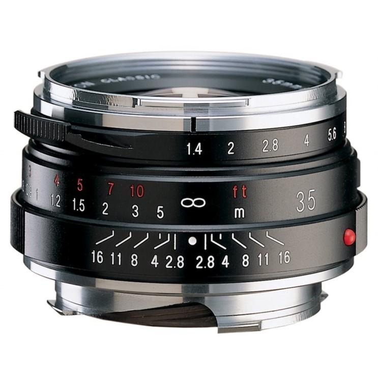 [특가] 보이그랜더 단렌즈 NOKTON classic 35mm F1.4 MC VM 정가