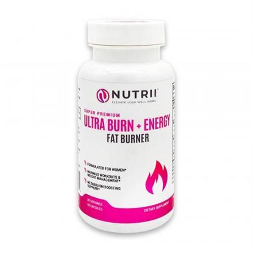 Nutrii Ultra Burn  Energy  1 Energy  Fat Burner Appetite Suppressant 본품선택