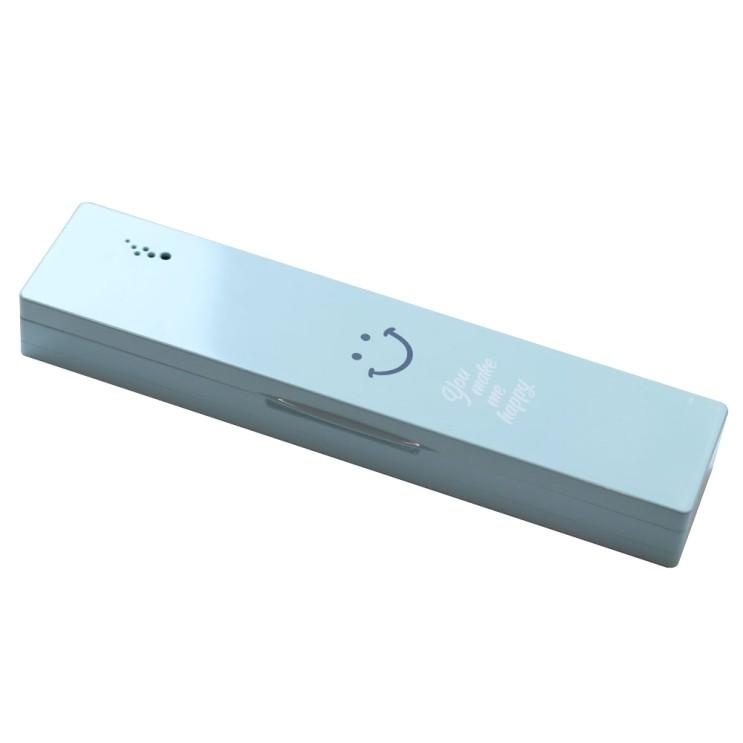 소유 심플리 휴대용 칫솔살균기 BBS1000B 블루스마일