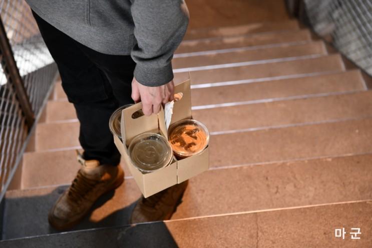 성수동 카페  블루보틀에서 커피한잔 맛은 평범