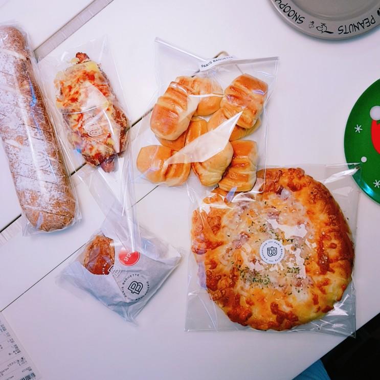 c 파리바게트 빵 메뉴 후기& 빵 추천!