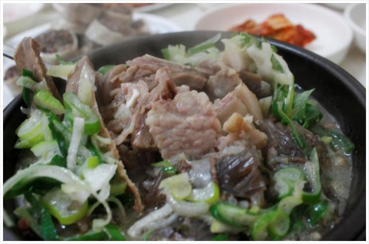생생정보마당 어슐랭맛가이드 60년 전통 오징어불고기 순대국밥  위치 3월 6일 방송