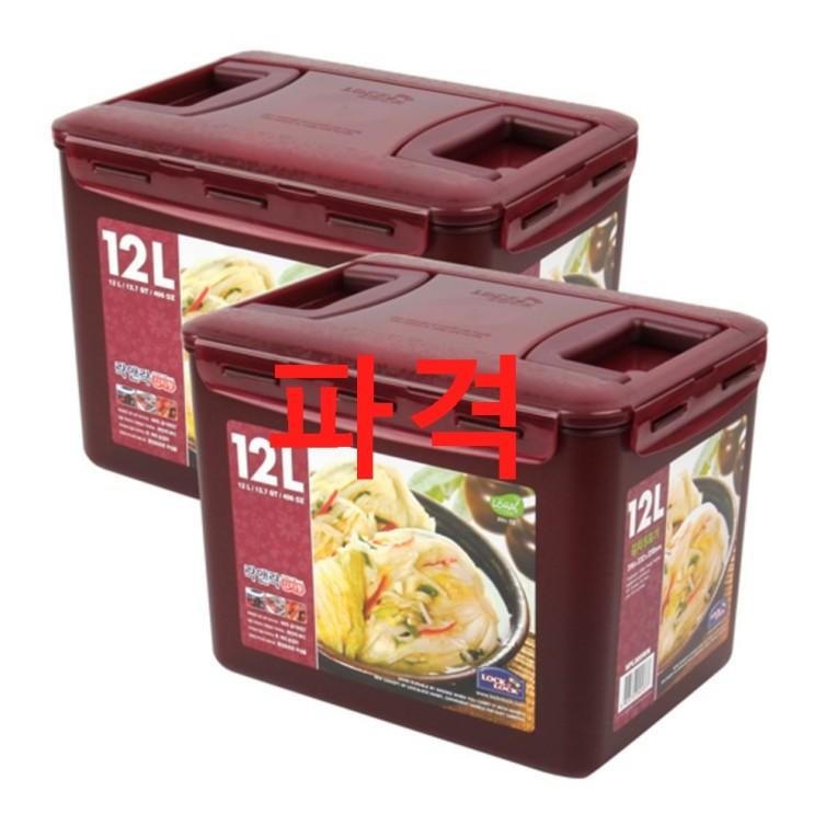 락앤락 뉴김치통 와인 HPI889WS2 ︎ 29% 특가! 품질이 압권