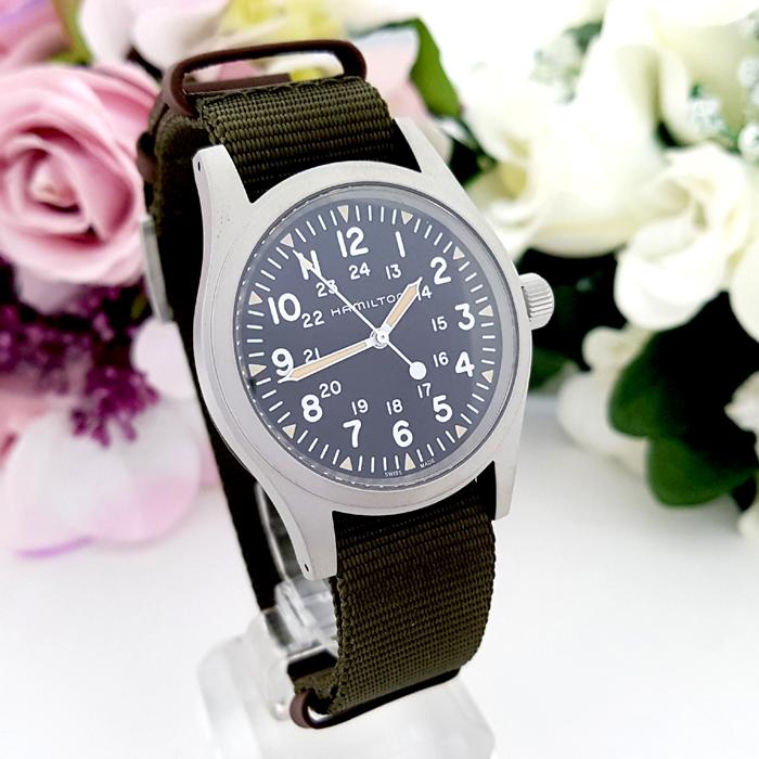 30대 남자 시계추천 해밀턴 H69439931 카키필드 메커니컬 38mm 나토밴드_2 해밀턴 추천제품입니다.
