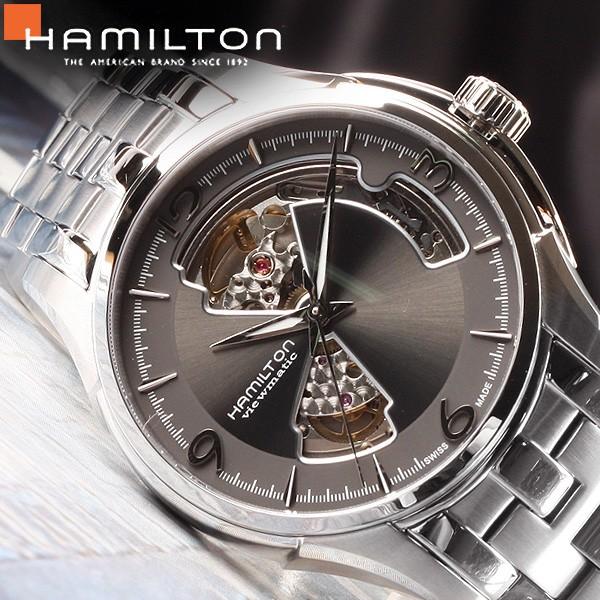 명품 시계 정보 [HAMILTON] 해밀턴시계 H32565185 재즈마스터 오픈하트 오토매틱_67 해밀턴 추천제품입니다.