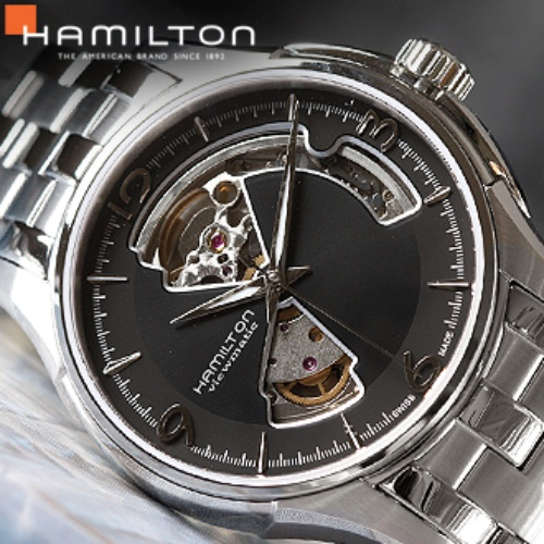 남자 시계 정보 해밀턴 남성용 재즈마스터 오픈하트 메탈시계 H32565135_30 해밀턴 추천제품입니다.