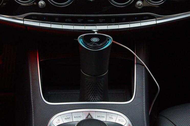 [코로나로 부터]차량용 공기청정기(나오테크 멀티 실린더)[리뷰]