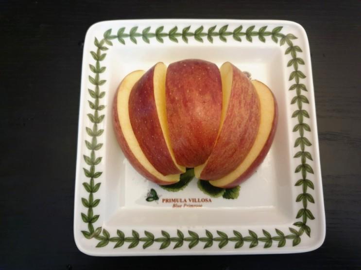 [한솔사과농장]사과, 사과즙에 이어 3번째 구입 & 사과보관법