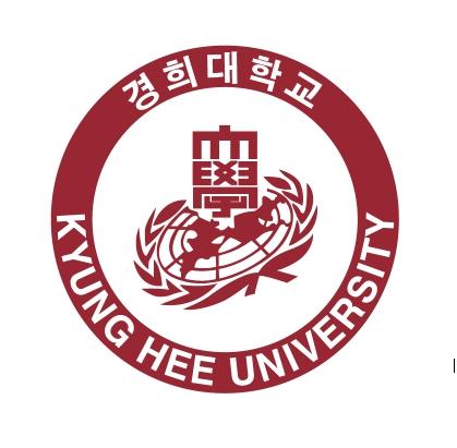 경희대학교 로고 공유입니다.