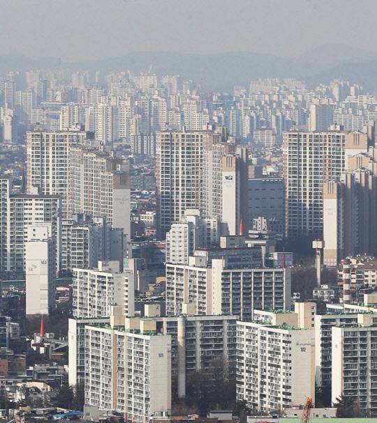 서울숲과 한강조망.. 대림아크로 서울포레스