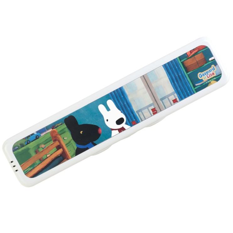 (로켓배송)가스파드앤리사 휴대용 칫솔 살균기, DK300USB, 깃발 추천해요