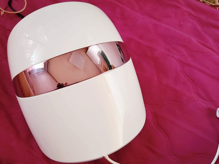 LG 프라엘 led 마스크 사용해봤어요 장점과 구매팁