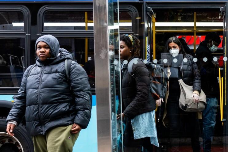 <<속보>>뉴저지 주립병원 센터장 코로나 양성반응, 뉴욕시 무료 버스 운행 (뉴욕타임즈 발췌) - (주) 삼양화인