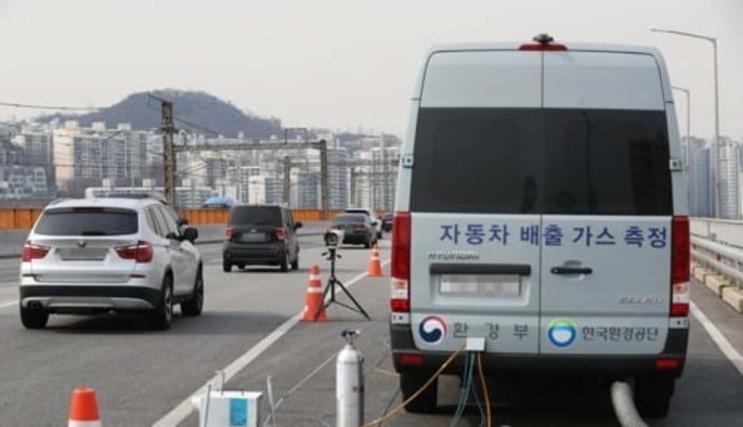 자동차 배출가스 등급제 내 차량 조회방법 1~5등급 사이트에서 확인 가능, 배출가스 운행제한 조건/기준은??