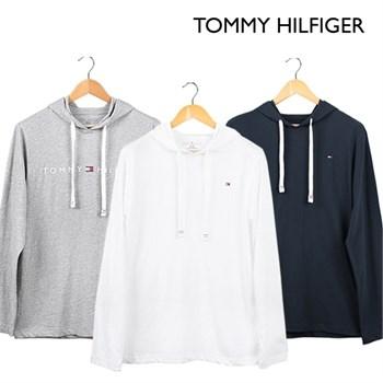 Tommy Hilfiger 타미힐피거 후드티셔츠 후드티 T3212