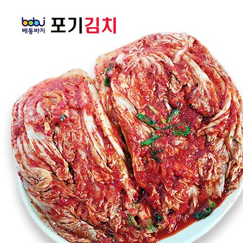 배동바지 맛있는 포기김치 10kg 1box