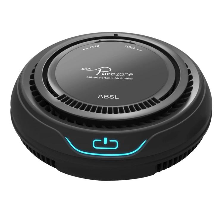 [내가 선택한 이유] 미니 공기청정기 차량  - ABSL 퓨어존 차량용 공기청정기,  (With 사이토카인폭풍 소식)