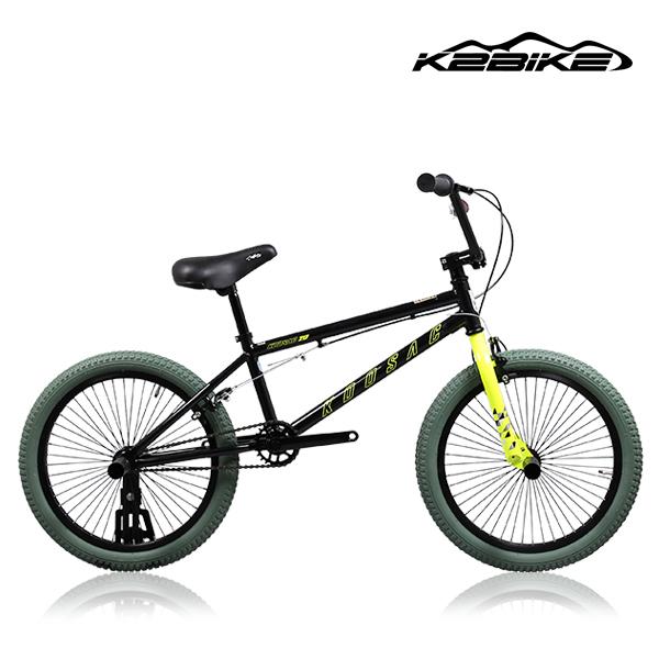 [내가 선택한 이유] BMX 자전거  - K2BIKE BMX 묘기형자전거 쿠삭  (With [양쥐언니 소식)