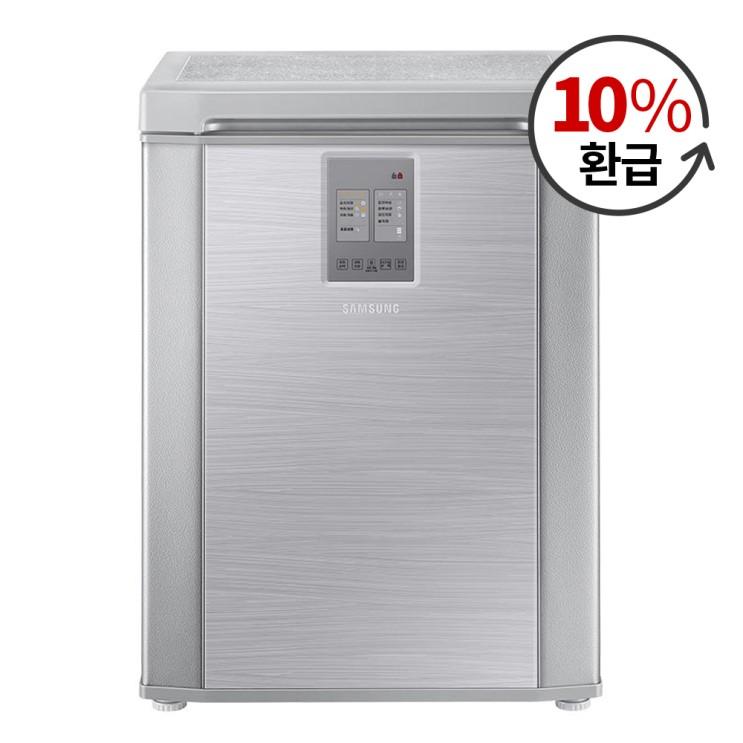 [내가 선택한 이유] 소형 김치냉장고  - 삼성전자 김치플러스 뚜껑형 김치냉장고  (With [비디오머그] 소식)
